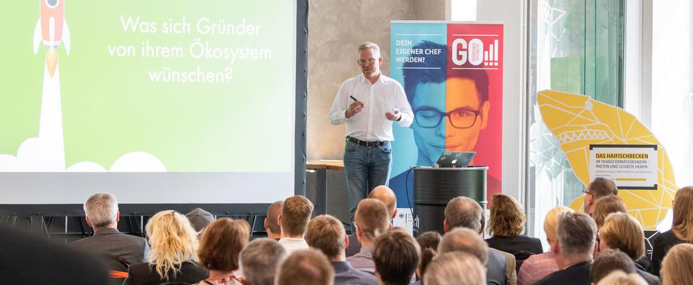 Thilo Haas, Gründer und Geschäftsführer von connox