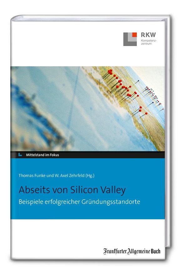 Titelcover des Buches: Abseits von Silicon Valley
